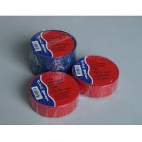 Wholesale Customize Red Heat Resistant Tape For Dispensers , Ul / CSA from china suppliers