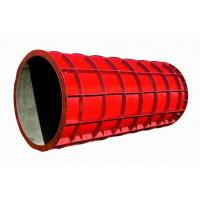 Wholesale Red Round 250 * 1, 500 * 55, 250 * 1, 200 x 55 Steel Formwork For Highways, Railways, Bridges from china suppliers