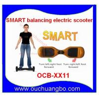 Wholesale Ouchuangbo Yellow Self-balancing vehicle electric balancing scooter OCB-XX11 from china suppliers