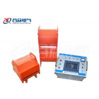 Validation High Voltage Insulation Tester Resonant Booster Device Use