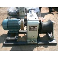 Wholesale 5 Ton Cable Winch Puller Electric Engine 220V / 380V / 4KW Cable Pulling Winch Machine from china suppliers