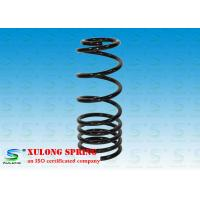 Wholesale Black Alloy Steel Pigtail Rear Suspension Coil Springs For Cars / Racing from china suppliers