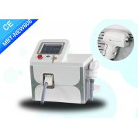 Wholesale Portable Soprano Laser Hair Removal Machine 808 nm Diode Laser / 808 Diode Laser from china suppliers