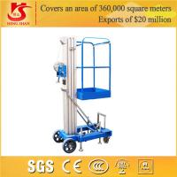 Wholesale aluminium alloy 2 meter scissor lift with CE ISO BV Certificate from china suppliers