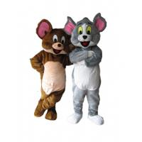 Wholesale Cartoon costume Tom and Jerry,Plush cartoon costume,Disney Jerry for worldwide costum, from china suppliers