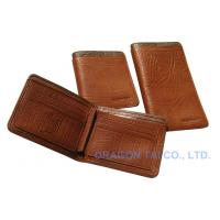 Wholesale High quality leather men's wallet,purse,fashion wallet,genuine leather wallet ,card holder from china suppliers
