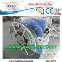 Wholesale Plastic Garden Hose PVC Pipe Production Machine With Double Extruders from china suppliers