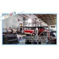 Quality Plastic PVC Anti-Slip Mat Production Line / Extrusion Line / Manufacturing Machine for sale