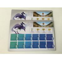 Wholesale Calendar Printed Rubber Desk Pad , Desk Top Mat for Advertising from china suppliers