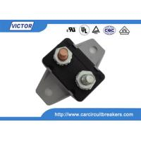 Wholesale 12 Volt - 24 Volt Car Circuit Breaker , 50 Amp Automotive Circuit Breaker from china suppliers