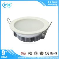 Wholesale 3 Years Warranty compact CRI > 80 Cob Led Downlights energy saving from china suppliers