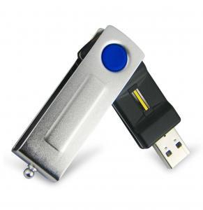 Wholesale 128MB - 16GB High Capacity Fingerprint USB Flash Drive, Fingerprint USB Key from china suppliers