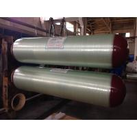 Wholesale 30CrMo Steel Glass Fiber Natural Gas Bottle , ISO11439 / ECE R110 Compressed Gas Tank from china suppliers