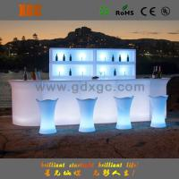 Wholesale 2016 new arrive led furniture bar counter with RGB color changeable for event from china suppliers