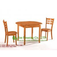 Wholesale Solid Wood Dining Chairs,Solid Wood Dinning Table Furniture With Chairs/Home furniture from china suppliers