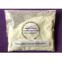 Wholesale Pharmaceutical Grade Steroids Raw Powder Tamoxifen Citrate On Cycle Side-Effect Prevention from china suppliers