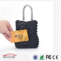 Wholesale Metal Smart FRID Seal Container Real Time Gps Tracker Padlock Waterproof from china suppliers