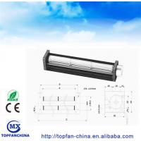 Wholesale DC Fridge Fan 30*150mm cross flow industrial ventilation fans from china suppliers
