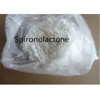 Wholesale EP Standard White Steroid Powder Spironolactone Aldactone For Diuretic CAS 52-01-7 from china suppliers