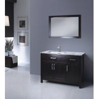 Wholesale newly Hot sale fasion solid wood Bathroom cabinets from china suppliers
