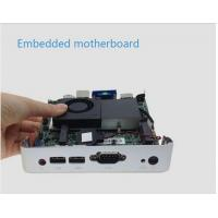 Wholesale Silver Mini Pc Thin Client Intel Haswell I3-4010Y Dual Core 1.3 GHz from china suppliers