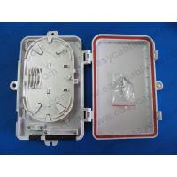 Wholesale 4/6Core Mini Outdoor Fiber Optic Terminal box from china suppliers