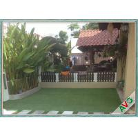 Wholesale Outdoor Sports Flooring Playground Synthetic Grass / Safety Artificial Turf For Gardens from china suppliers