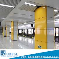 Quality Enameled Subway Station Cladding Panel  China exporters F15 for sale