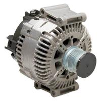 Wholesale 12v 180A Valeo Alternator TG17C028 / TG17C030 / TG17C030B / 04801250AC / A6421540202 from china suppliers