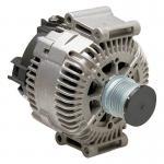 Wholesale 12v 180A Valeo Alternator TG17C028 / TG17C030 / TG17C030B / 04801250AC / A6421540202 from china suppliers