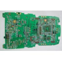 Wholesale Green / Blue Solder Mask 94V0 Two Layer PCB Board OSP Surface for DVD Player from china suppliers