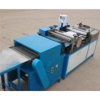 Wholesale Auto ECO Filter Pleating Machine With Paper Pre - Slitting , 420mm Width from china suppliers