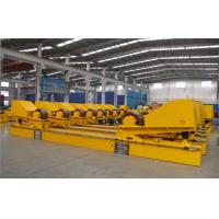 Wholesale 220000 Ibs Bolt Adjustment Conventional Pipe Welding Rollers Synchronous Control Drive from china suppliers