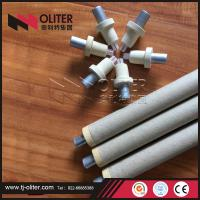 made in China disposable thermocouple with 604 triangle head used for steel mill