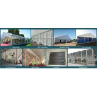 Royal glass wall clear arabic wedding tents for sale 20x30 mtrs exported to Saudi Arabic