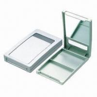 Wholesale Cosmetic Packing Boxes/Containers, Eye Shadow Case Eye Shadow Compact from china suppliers