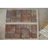 Quality Rusty Slate on Mesh for sale