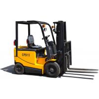 Wholesale Electric pallet truck 2.5t forklift with 1070mm fork from China professional Manufacturer from china suppliers