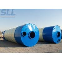 Wholesale Bulk Cement Tanker / Cement Storage Tank Sand Cement Fly Ash Material from china suppliers