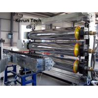 Wholesale PE Foaming Compound board Extrusion Line /PVC Sheet Extrusion Line /PE Sheet Co - Extrusion Line from china suppliers