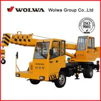 Wholesale 6 ton selfmade GNQY-Z6 crane from china suppliers