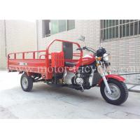Wholesale Enclosed Box 250CC Motor Tricycle Trike from china suppliers