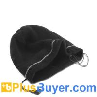 Wholesale Warm Beanie Hat with Headphones (Black) from china suppliers
