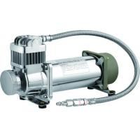 Wholesale Silver Steel Air Lift Suspension Compressor System IP67 Moisture Resistant For Car from china suppliers