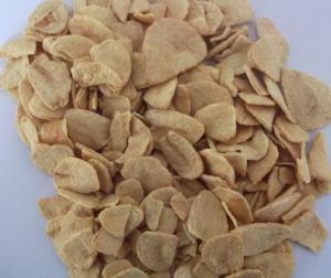 Wholesale Fresh Crunchy Pungency Odor Fried Garlic Flakes from china suppliers