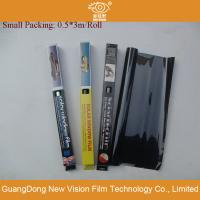 Wholesale 0.5*3m small size 2Ply scratch resistant car window solar tinting film with G5%,G20%,G35% from china suppliers