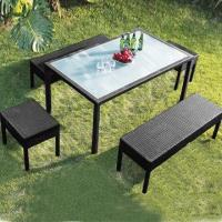 Wholesale Garden outdoor plastic rattan patio furniture from china suppliers