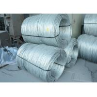 Wholesale ASTM A 641 / A 641 M Iron Electro Galvanized Wire Q195 Q235 SAE1008 SAE1050 SAE1060 from china suppliers