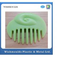 Wholesale Precision Custom Plastic Injection Molding For Plastics Comb Multi Color from china suppliers