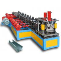 Wholesale 7KW Decoration Profiles Stud High Speed Roll Forming Machinery Metal Forming Equipment from china suppliers